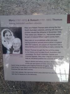 Mary & Robert Thomas