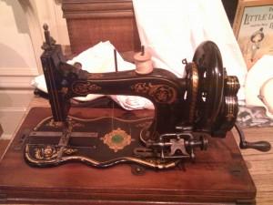 Hand Cranked Sewing Machine
