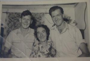 Dad, Nan and Uncle Bill