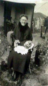 Elizabeth Scadden nee Hayward my great grandmother in later years.