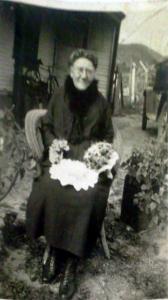 Elizabeth Scadden nee Hayward my great grandmother in later years.