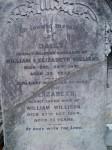 Daisy Willison, Elizabeth Willison nee Reid and William Willison Salisbury Primitive Methodist Cemetery