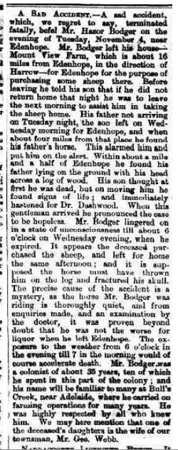HazorBodgerObituary1879