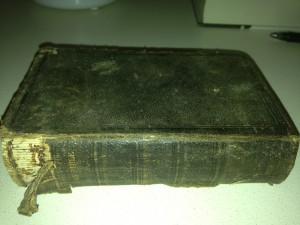 Joseph Greenway's Bible