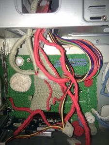 Crocheted Computer