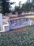 Matilda Rose Ann Verrall nee Scadden Henry Ernest Verrall Golden Grove Cemetery