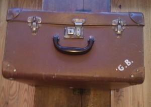 Everlite suitcase