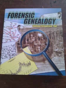 Forensic Genealogy by Colleen Fitzpatrick