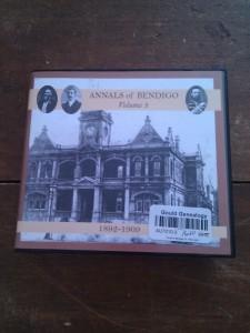The Annals Of Bendigo Vol 3 1892 - 1909