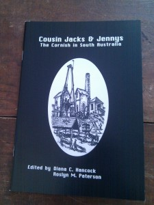 Cousin Jacks and Jennys - The Cornish in South Australia