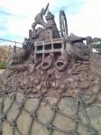 Sculpture at Semaphore, South Australia