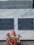 Walter Goodall, Alice Petit Goodall nee Brown and Elspeth Rose Goodall Hindmarsh Cemetery