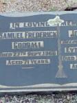 Samuel Frederick Goodall Hindmarsh Cemetery