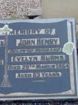 John Henry Goodall Hindmarsh Cemetery