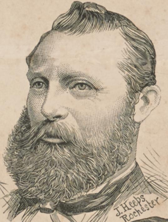 James Heeps 1879