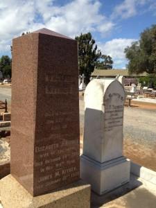 William Kither's Headstone