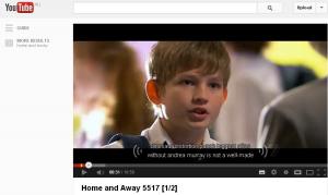Bad subtitles on youtube video