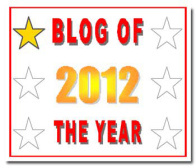 Blog of the Year Award