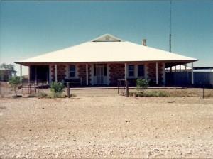 Callanna Station Homestead